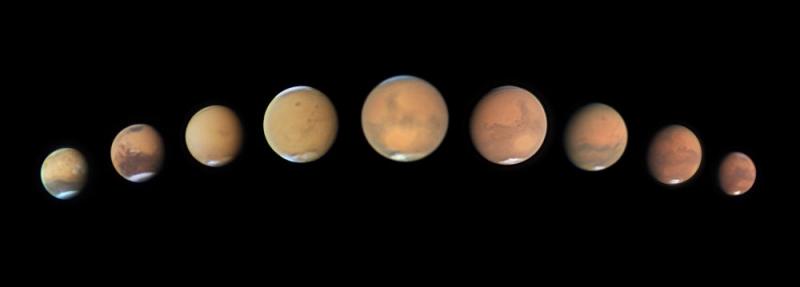 2019'un en iyi astronomi fotoğrafları