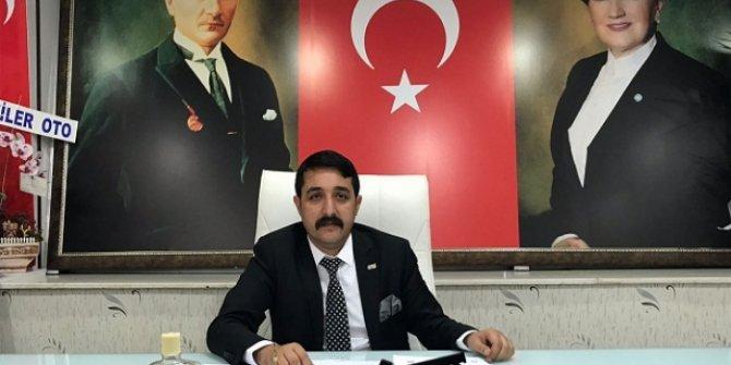ÇELİK'TEN SİYASİ PARTİLERE İLUH PROJESİ ÇAĞRISI