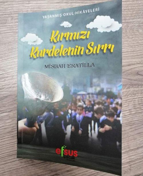 Eğitimci-yazar Eratilla'nın ilk kitabı çıktı