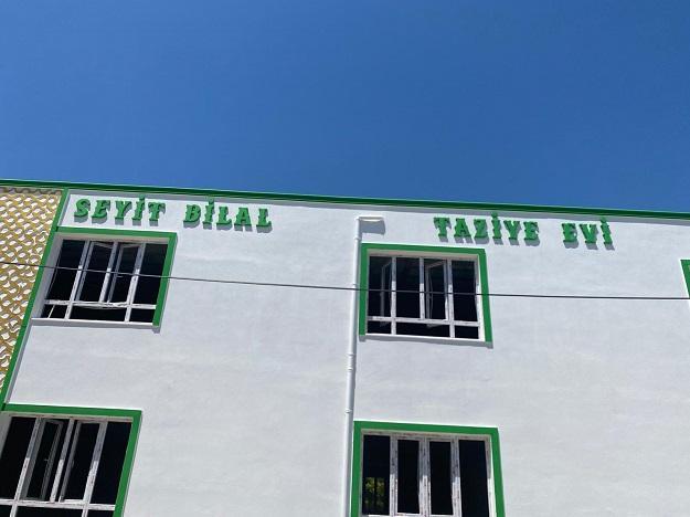 İSMİ 'SEYİT BİLAL TAZİYE EVİ' OLDU