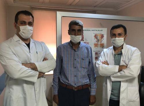 Kötü huylu 3 tümör, aynı arda tespit edildi
