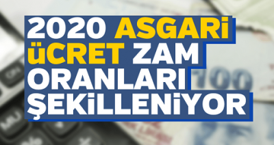 2020 yılı Asgari Ücret tespiti için ilk toplantı başladı
