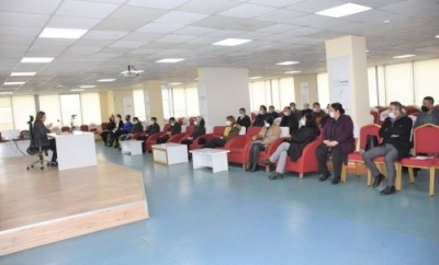 Anaokulu müdürleri bilgilendirme toplantısı yapıldı