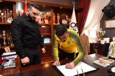 Ankara'ya transfer oldu
