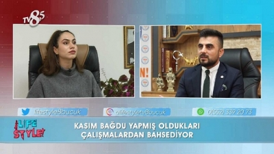 BAĞDU TV8.5' KANALINDA BATMAN'IN SESİ OLDU