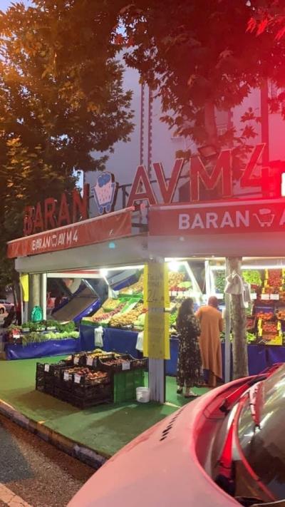 BARAN AVM 4. ŞUBESİYLE HİZMETTE