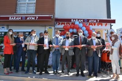 BARAN AVM'NİN 7. ŞUBESİ HİZMETTE
