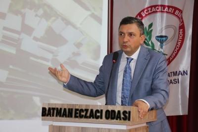 BATMAN KENT KONSEYİ'NİN 3. TOPLANTISI GERÇEKLEŞTİ