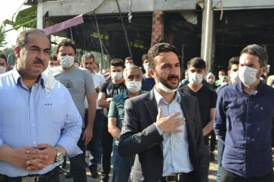BATMAN, SORAÇAN'A SAHİP ÇIKTI