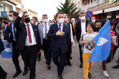 """""""COŞKULU BİR PROGRAM OLDU"""""""