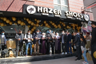HAZER SHOES MARMARİS'TEN SONRA BATMAN'DA
