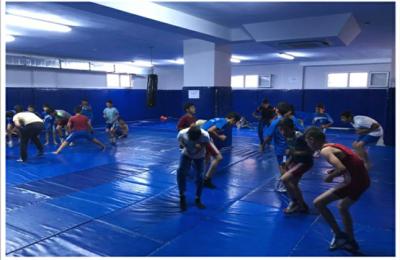 Hedef milli ve yerli sporcular yetiştirmek