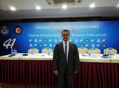 HİZMET-İŞ'TEN ÜYELERİNE 50 BİN TL'LİK SİGORTA