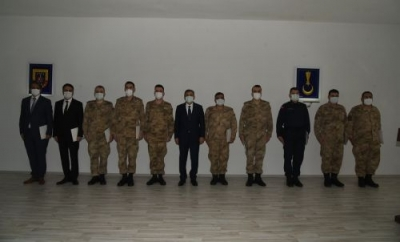 Jandarma 2020 yılı değerlendirme toplantısı yapıldı