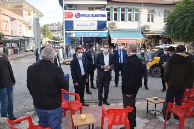 KAYMAKAMDAN, KORONAVİRÜS DENETİMİ