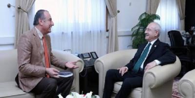 Kılıçdaroğlu'na dosya verdi