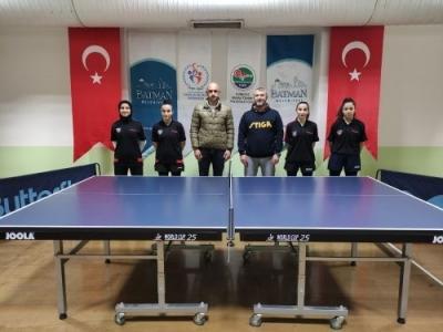 Masanın sultanları Antalya'da