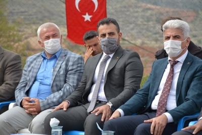 MHP BARIŞ'A VESİLE OLDU