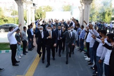 MHP merkez ilçe kongresi yapıldı