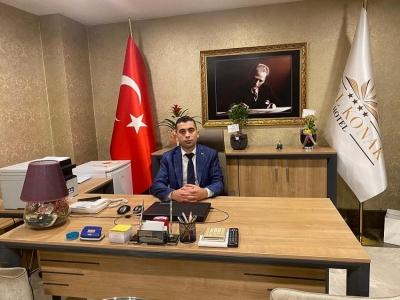 Müdür Sinan Sarı'dan vatandaşlara davet