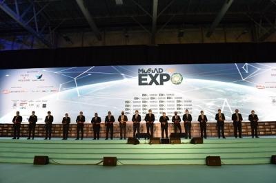 MÜSİAD EXPO 2020 KAPILARINI ZİYARETÇİLERE AÇTI