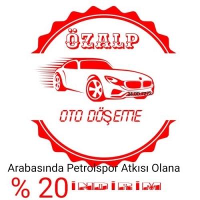 Özalp Oto'dan Petrolsporlulara özel indirim!
