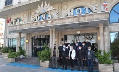 Real Konak'ta yeni müdür Sinan Sarı oldu