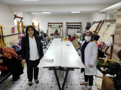 Sason'da İŞ-KUR destekli 7 kurs açıldı