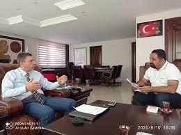 VALİ ŞAHİN, SİLVAN'A ÇIKARMA YAPIYOR